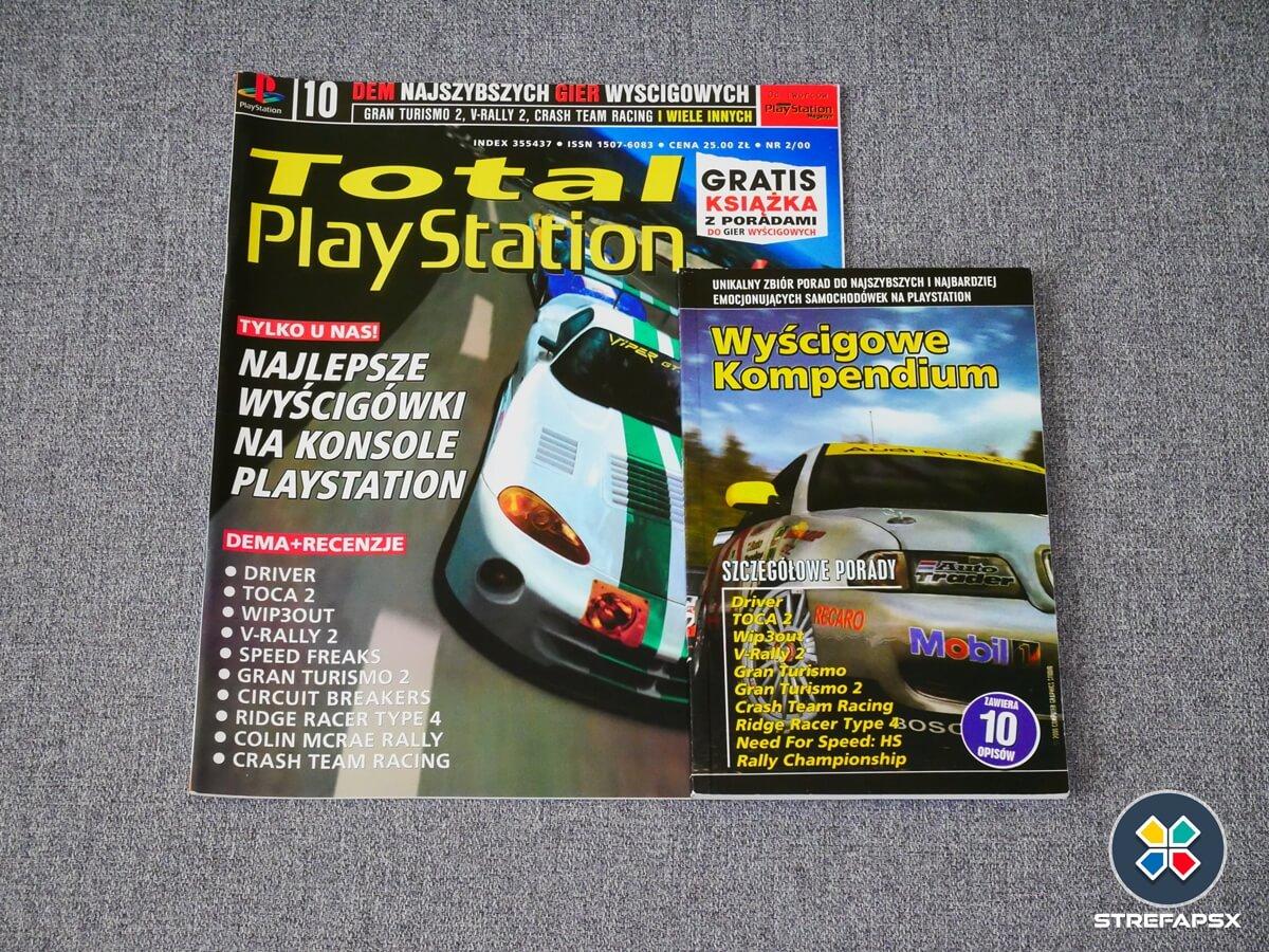 kompendium playstion psx all07 - Historia książeczek, zwanych też kompendiami PlayStation