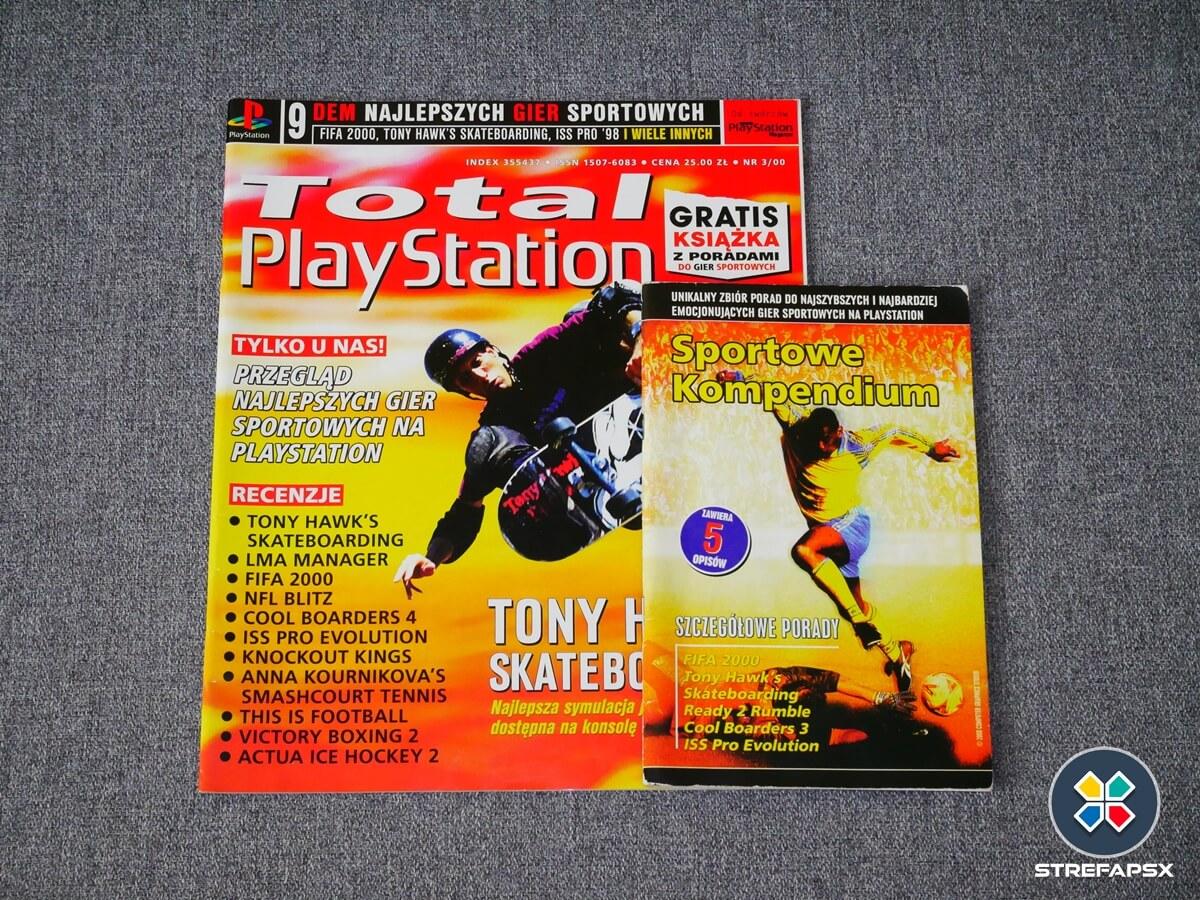 kompendium playstion psx all09 - Historia książeczek, zwanych też kompendiami PlayStation