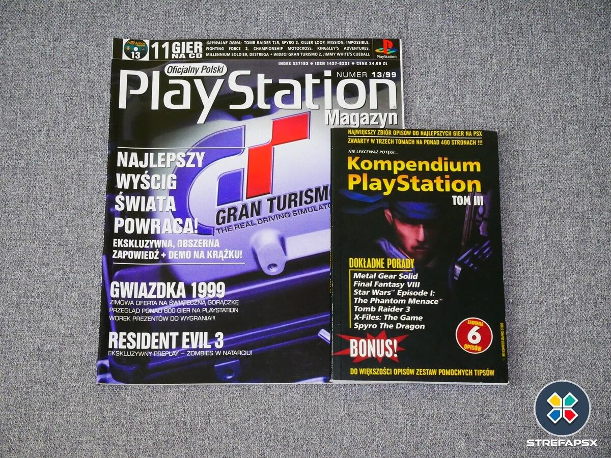 kompendium playstion psx all15 - Historia książeczek, zwanych też kompendiami PlayStation